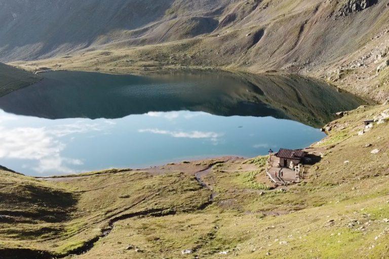 lago del monte luca ambrosoni