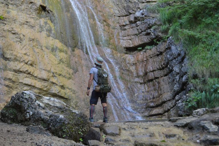 Cascata dell'Hofentol